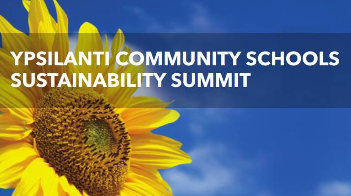 Ypsilanti Community Schools Sustainability Summit